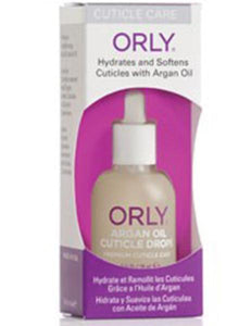 Orly - Argan Cuticle Oil Drops - Treatment