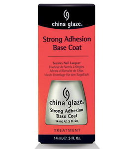 China Glaze - Strong Adhesion - Base Coat