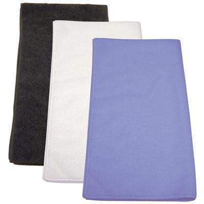 Soft N Style- Microfiber Towels - Lilac 10/PK