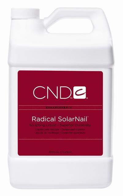 CND, CND Radical Acrylic Liquid 1 Gallon, Mk Beauty Club, Acrylic Liquid