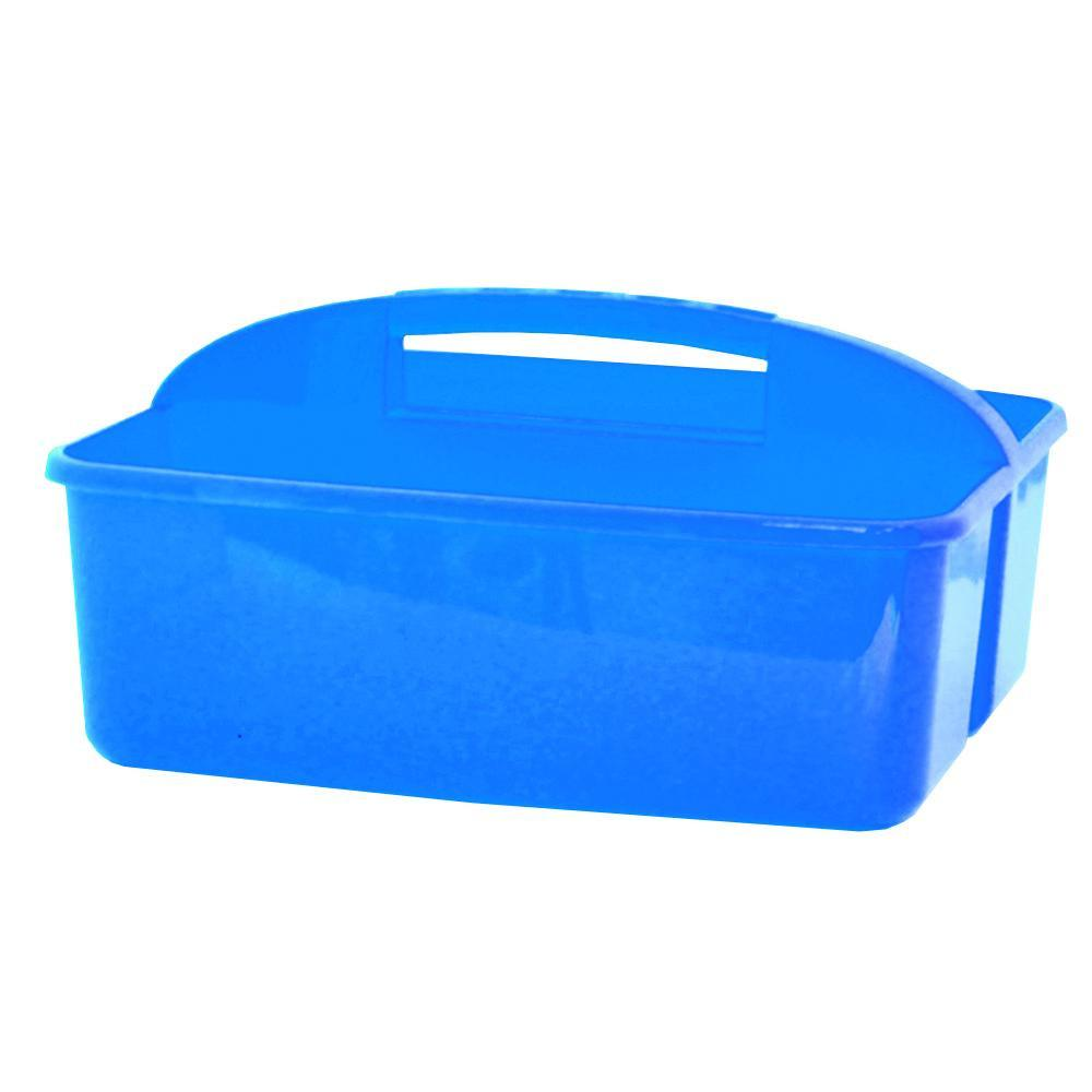 Ikonna, Storage Caddy - Blue, Mk Beauty Club, Carrying Case