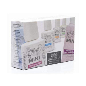 Nail Harmony Gelish Mini Basix Kit