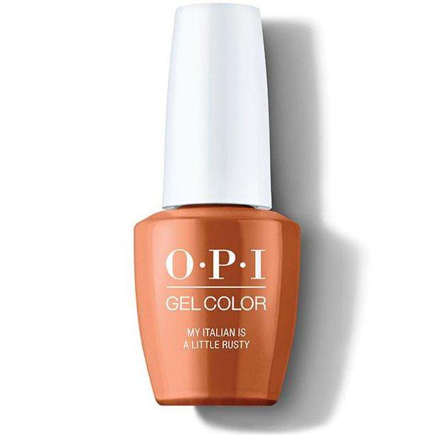 OPI OPI GelColor - My Italian is a Little Rusty GCMI03 - Fall 2020 Milan Collection Gel Polish - Mk Beauty Club