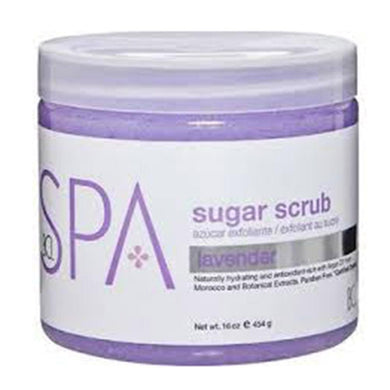 BCL SPA - Lavender Sugar Scrub - 16oz