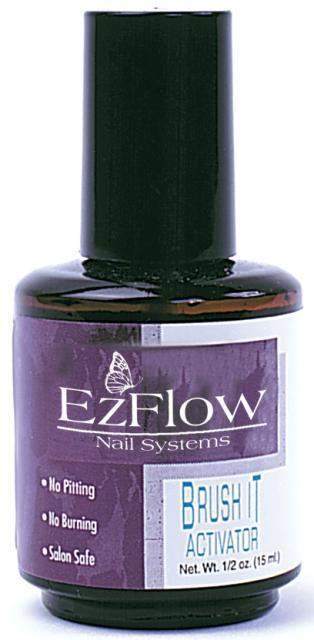 Ez Flow, EZ Flow Brush-It Activator - .5oz, Mk Beauty Club, Acrylic & Gel