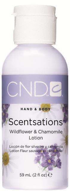 CND, CND Scentsations Lotion - Wildflower & Chamomile 2 oz., Mk Beauty Club, Body Lotion