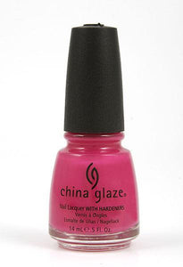China Glaze -  It's Poppin