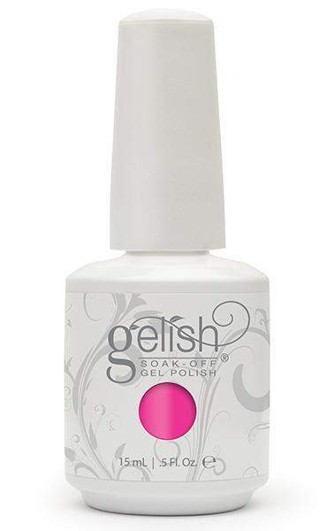 Nail Harmony-Gel Polish-Nail Harmony Gelish - Make You Blink Pink - All About The Glow Collection