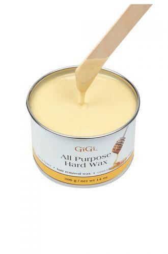 GiGi GiGi All Purpose Honee Hard Wax 14oz Hard Wax - Mk Beauty Club