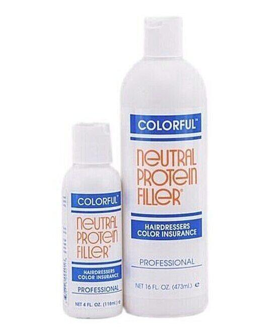 ColorFul Neutral Protein Filler - Color Damage Prevention