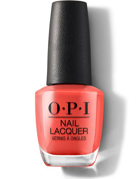 OPI, OPI Nail Lacquer NLM89 - My Chihuahua Doesn't Bite Anymore , Mk Beauty Club, Nail Lacquer