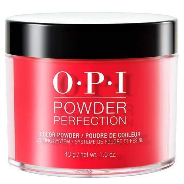 OPI Powder Perfection - DPH70 Aloha from OPI 1.5oz