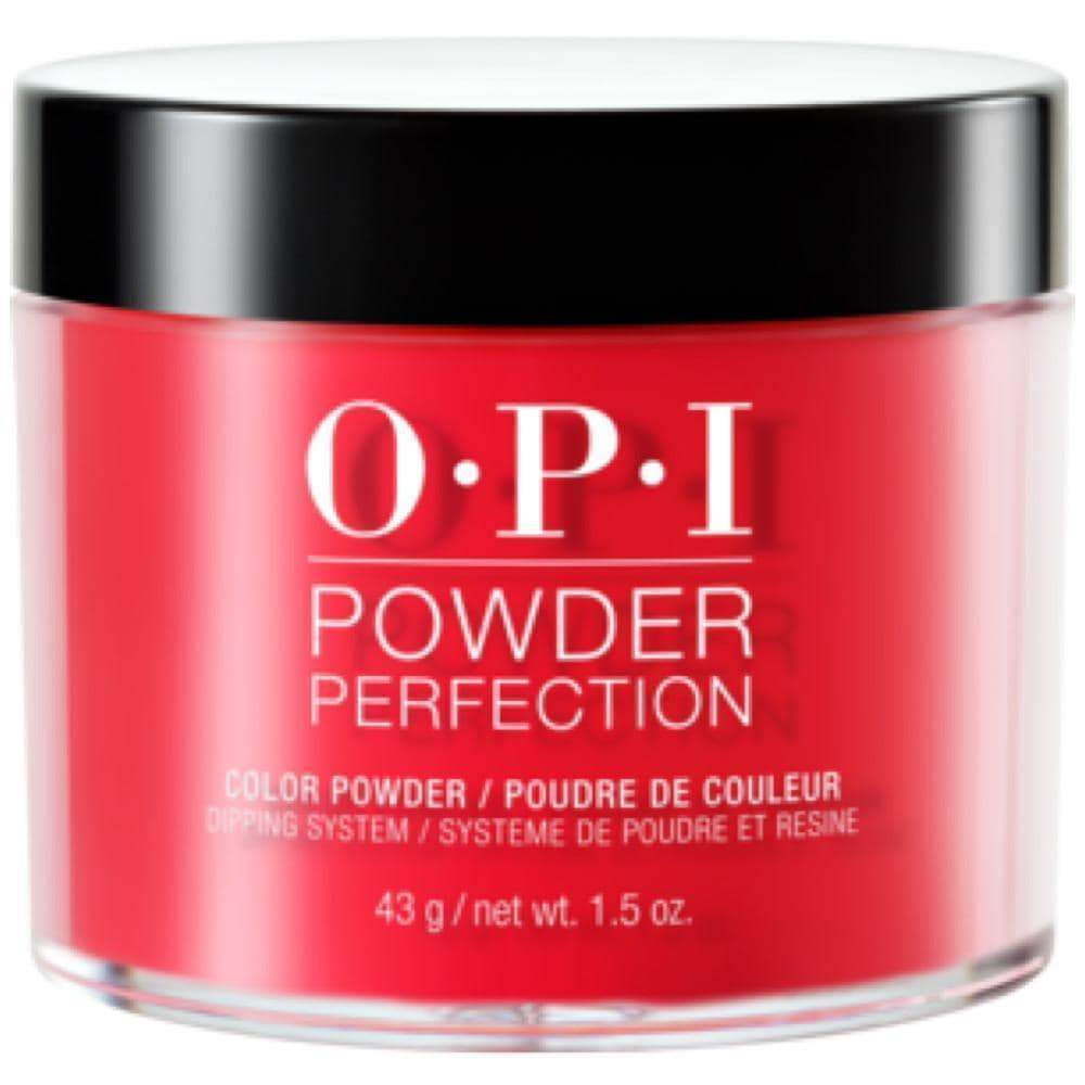 OPI Powder Perfection - DPL64 Cajun Shrimp 1.5oz
