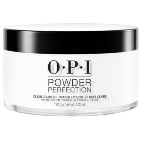 OPI, OPI Powder Perfection - DP001 Clear Color 120.5g / 4.25oz, Mk Beauty Club, Dipping Powder