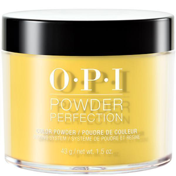 OPI Powder Perfection - DPF91 Exotic Birds Do Not Tweet 1.5oz