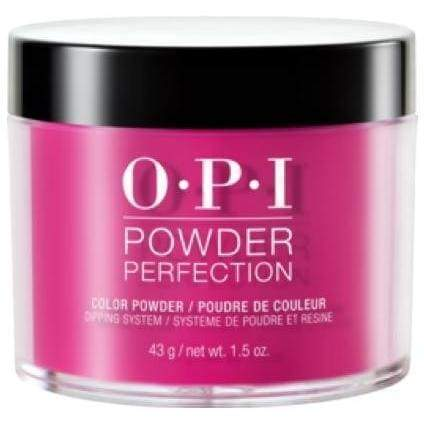 OPI Powder Perfection - DPE44 Pink Flamenco 1.5oz