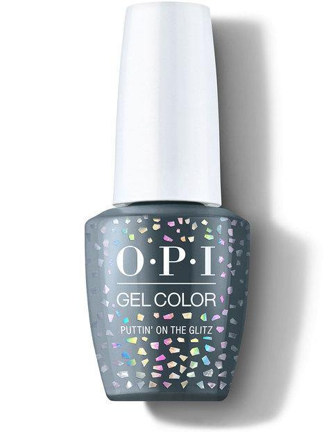 OPI GelColor - Puttin' on the Glitz #HPM15