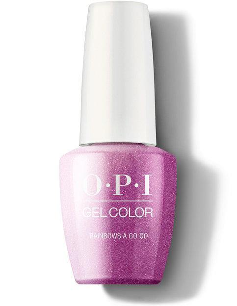 OPI GelColor - Rainbows a Go Go #GCSR4