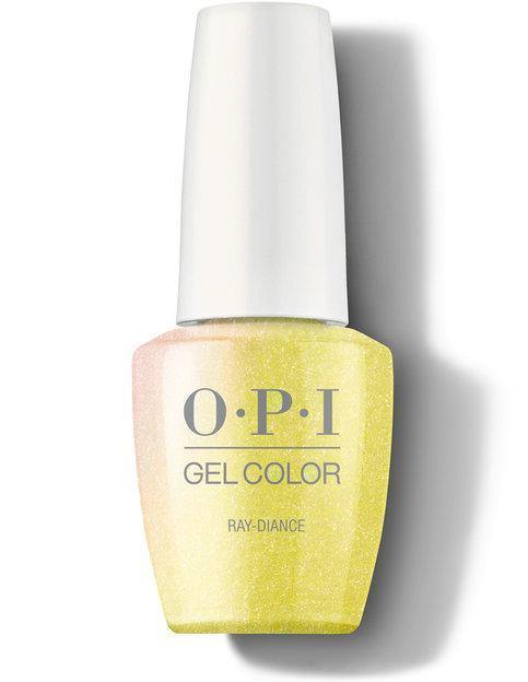 OPI OPI GelColor - Ray-diance #GCSR1 Gel Polish - Mk Beauty Club