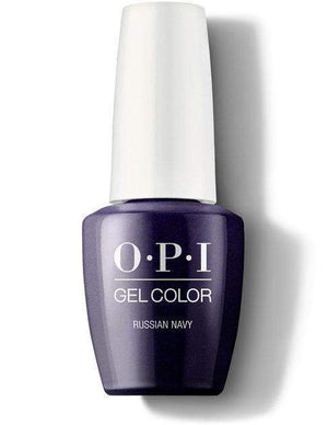 OPI, OPI Gel Polish GCR54 - Russian Navy, Mk Beauty Club, Gel Polish