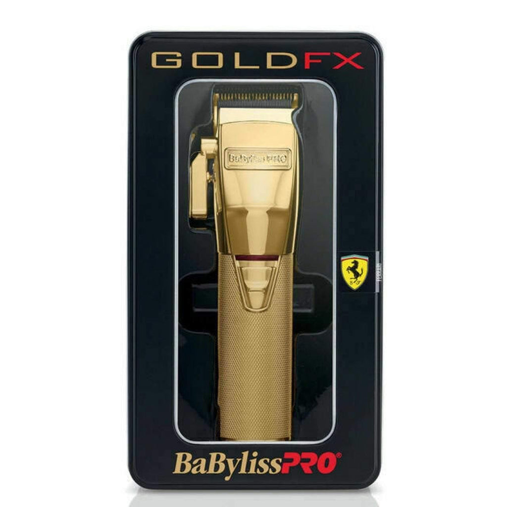 Babyliss Pro, BaBylissPRO® GOLDFX Hair Clipper, Mk Beauty Club, Hair Clippers