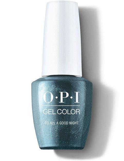OPI OPI GelColor - To All a Good Night #HPM11 Gel Polish - Mk Beauty Club