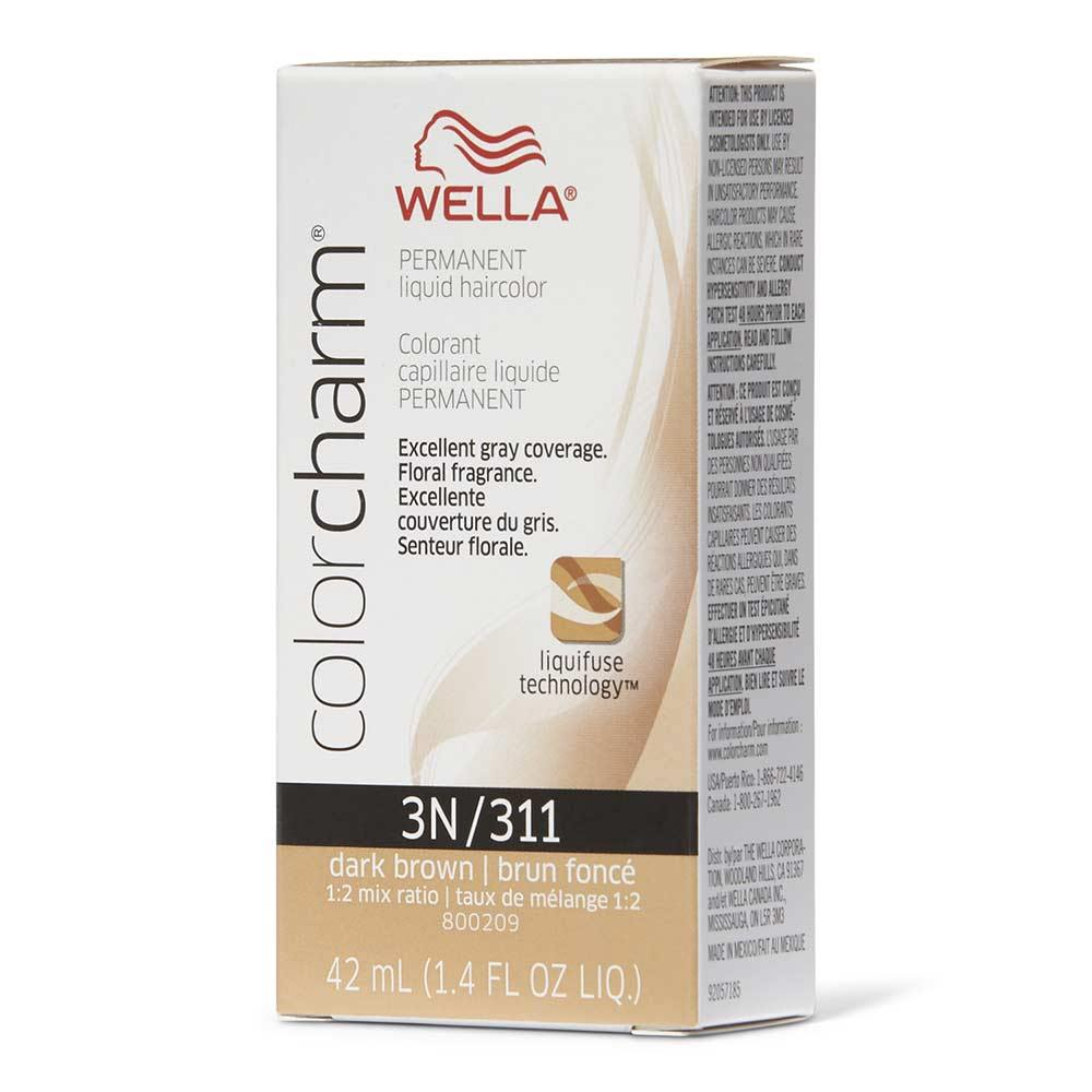 Wella Color Charm 3N/311 Dark Brown