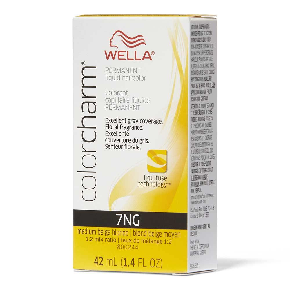 Wella Color Charm 7NG Medium Beige Blonde