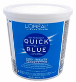 L'oreal, L'Oreal Quick Blue Powder Bleach Tub 16oz, Mk Beauty Club, Hair Bleach