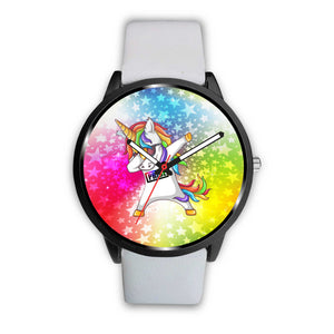 Dabbing Unicorn Watch Watch