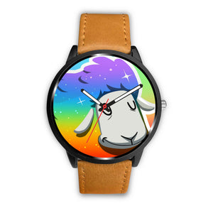 Rainbow Sheep Watch Watch