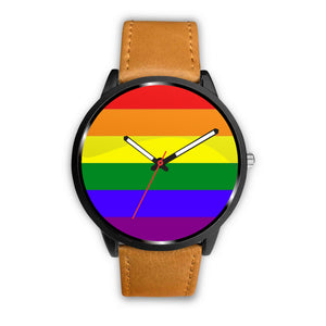 LGBTQ+ Flag Watch Watch