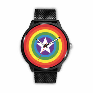 Rainbow Shield Watch Watch