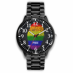 Fingerprint LGBT Pride Watch Watch