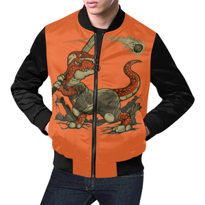 Fight The Asteroid Bomber Jacket