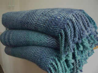 Coromandel Seascape Blanket- SOLD