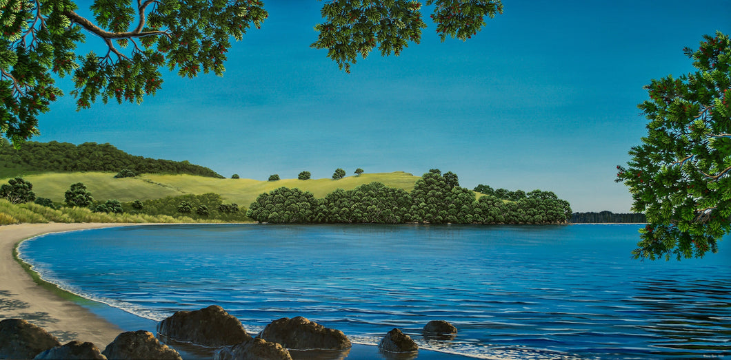 Anzac Bay - Waihi Beach- SOLD