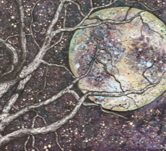 Moon Tree - SOLD
