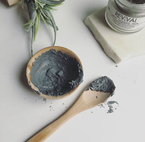 GODDESS CLAY MASK MIXING SET