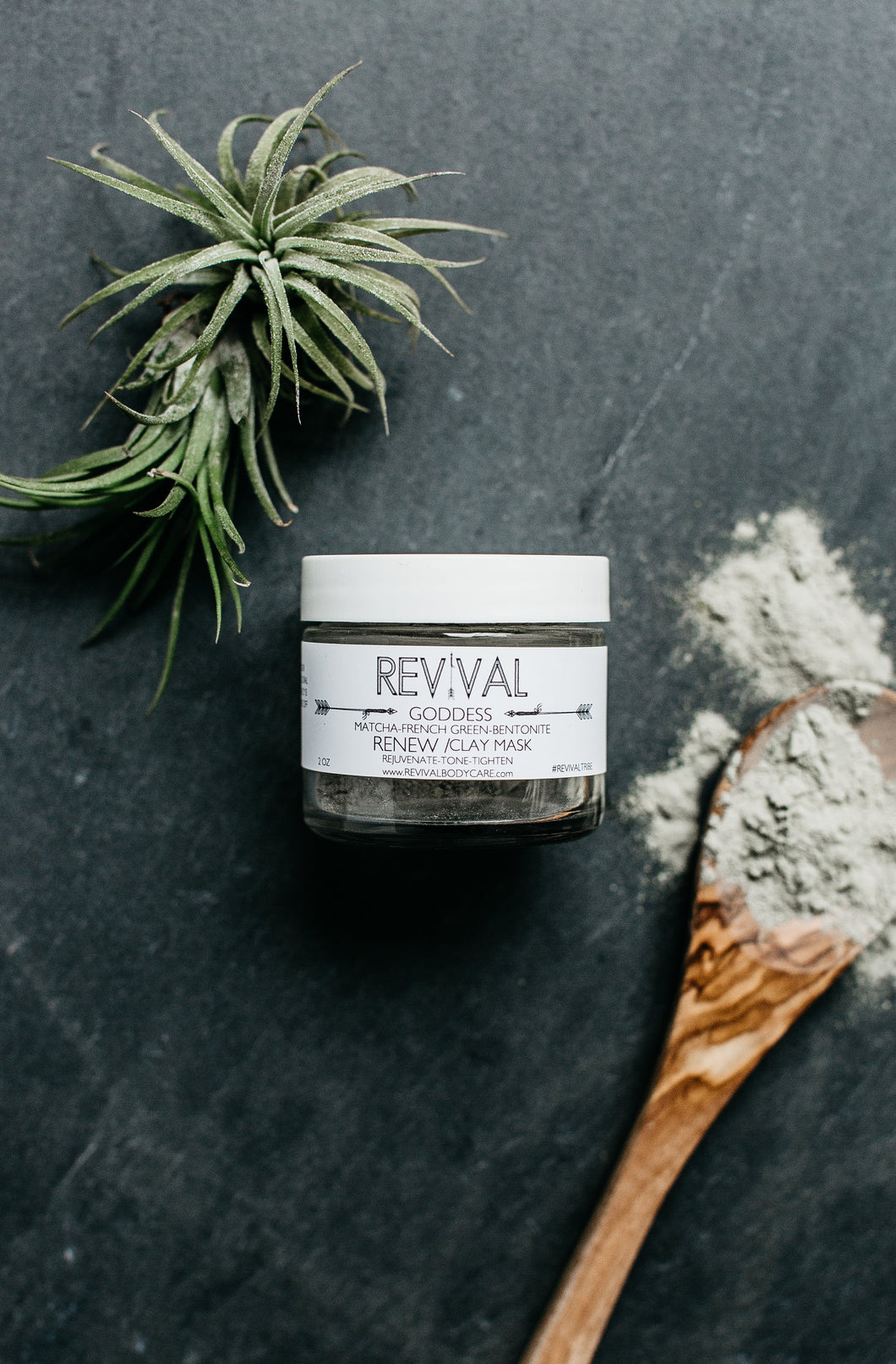 GODDESS CLAY MASK - RENEW