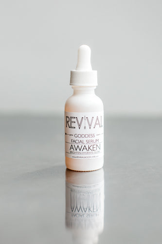 GODDESS FACIAL SERUM - AWAKEN