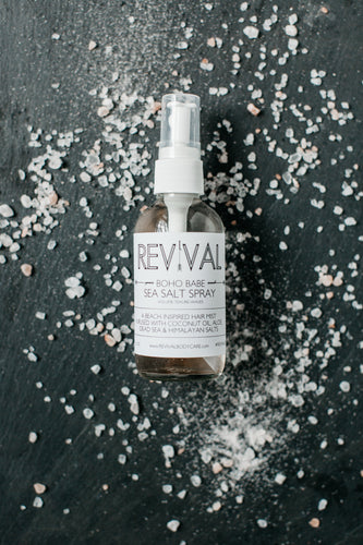 BOHO BABE SEA SALT SPRAY