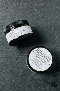 LUSH LOCKS HYDRATING HAIR MASK