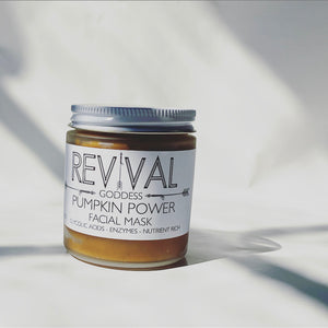 GODDESS PUMPKIN POWER FACIAL MASK - LIMITED EDITION