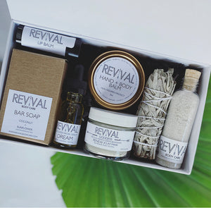 THE ESSENTIALS SET {INCLUDES COMPLIMENTARY $25 GIFT CARD}