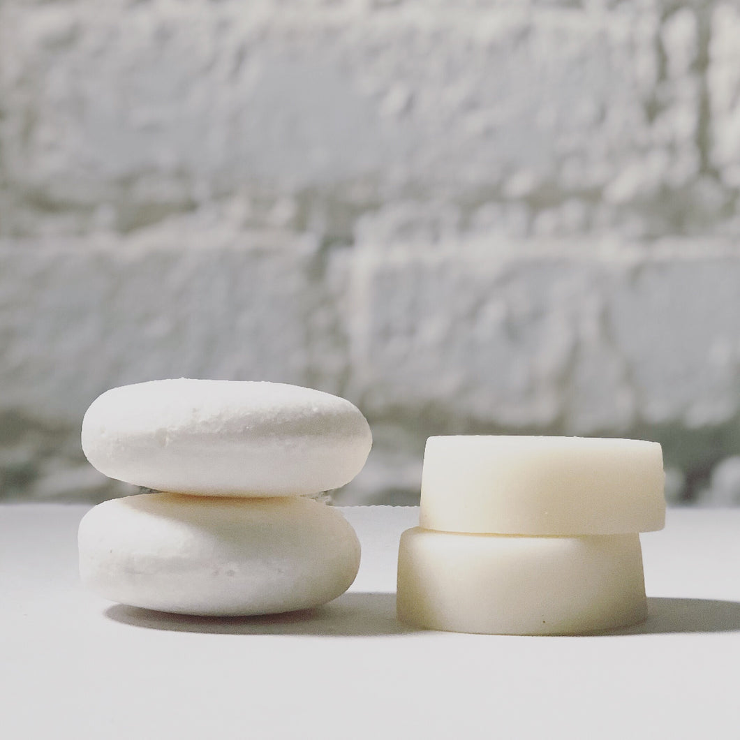 SHAMPOO + CONDITIONER BARS