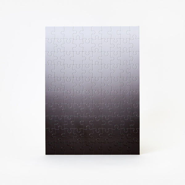 Areaware Gradient Puzzle Small - Black/White
