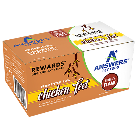 Answers Rewards Chicken Feet
