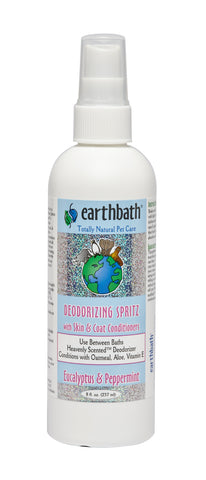 Earthbath Deodorizing Eucalyptus & Peppermint Spritz