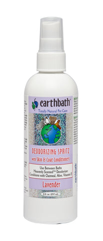 Earthbath Deodorizing Lavender Spritz